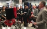 Armstrong Fluid Technologies hosts a media event during the 2017 AHR Expo in Las Vegas