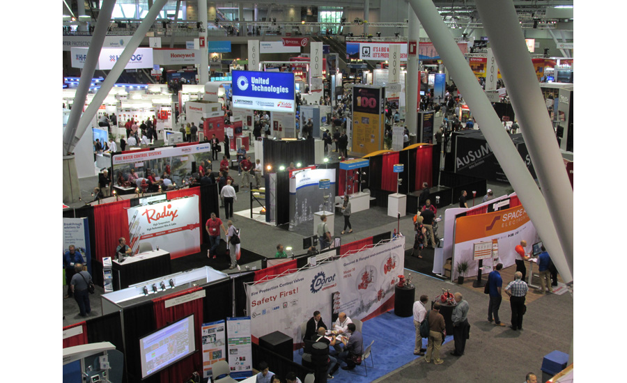 The 2017 NFPA Expo was held June 4-7 at the Boston Convention & Exhibition Center