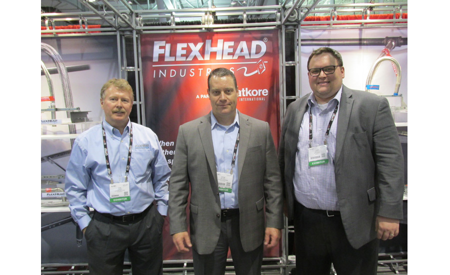 Flexhead Industries Vice Preside of Sales W. Michael Dooley