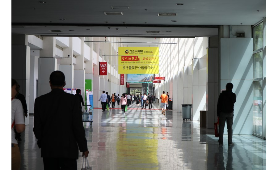 ISH China draws exhibitors, visitors and trade press from across Asia