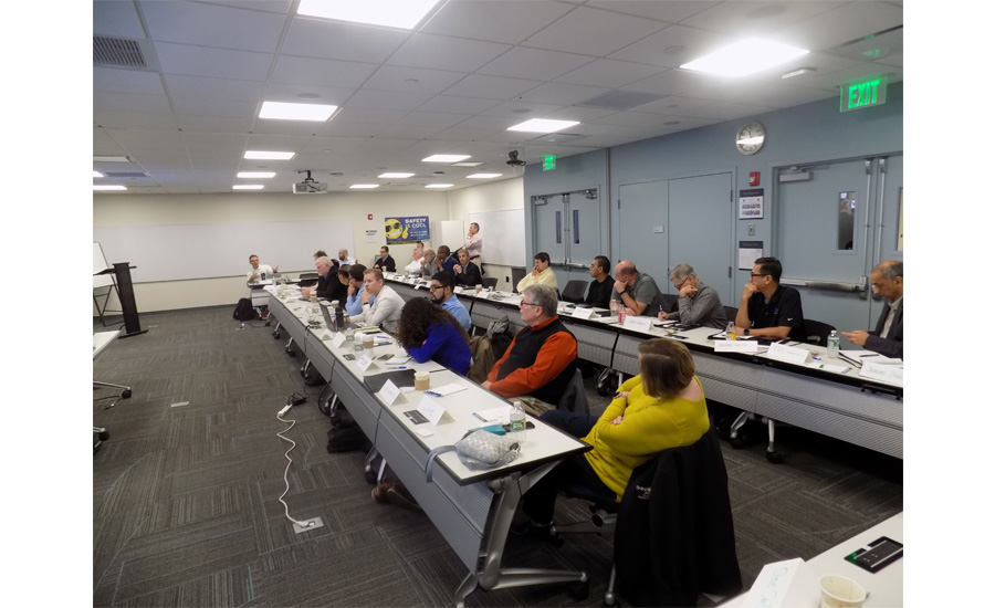 More than 30 industry members attended Watts Water Technologies