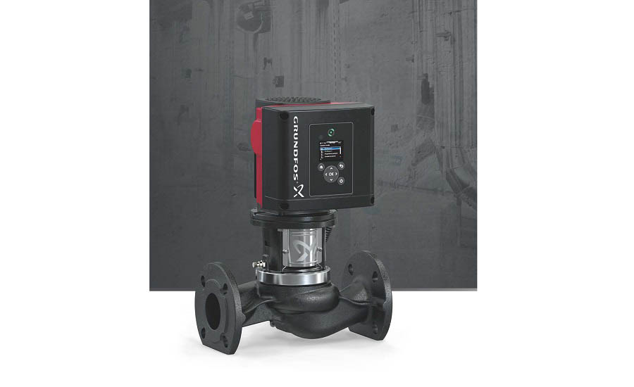 Intelligent In-Line Pump from Grundfos