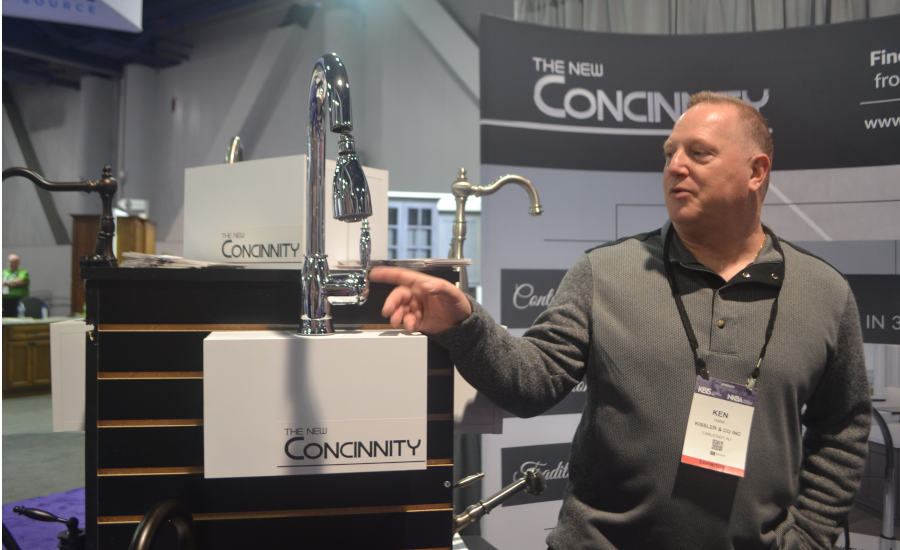 New Products Technologies Highlighted At Kbis