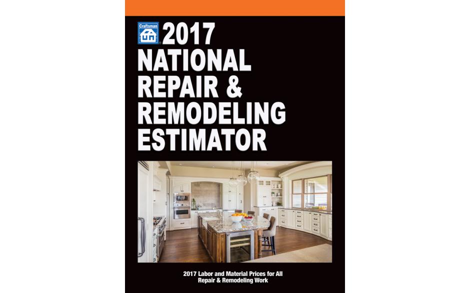 2013 National Repair Remodeling Estimator Pm Engineer