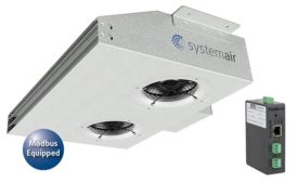 Systemair jet fan