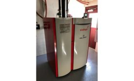 Windhager heating system
