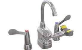 Bradley Corp. Faucet and eyewash