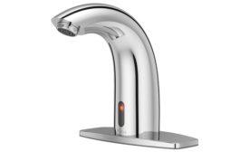 Commercial bathroom faucet