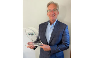Jim Kendzel IAPMO award