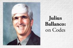 Julius Ballanco on Codes