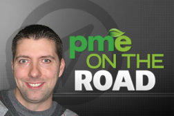 pme on the road with Mike Miazga