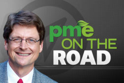 pme on the road with Bob Miodonski