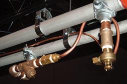 fire victaulic pipe
