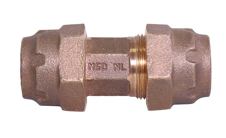 A.Y. McDonald pipe fitting