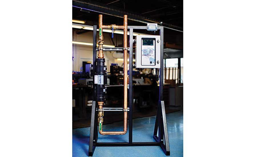 Liquitech's copper silver ionization