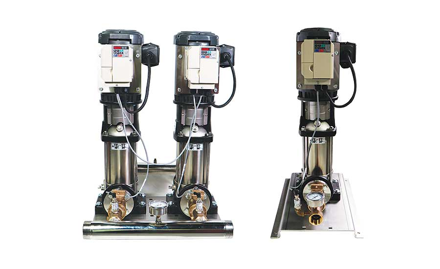 A.Y. McDonald booster pumps