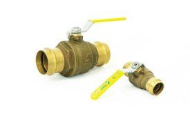 Jomar Valve brass ball valve