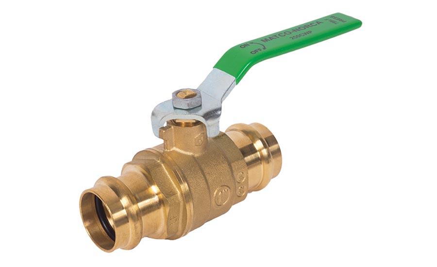 Matco-Norca ball valve
