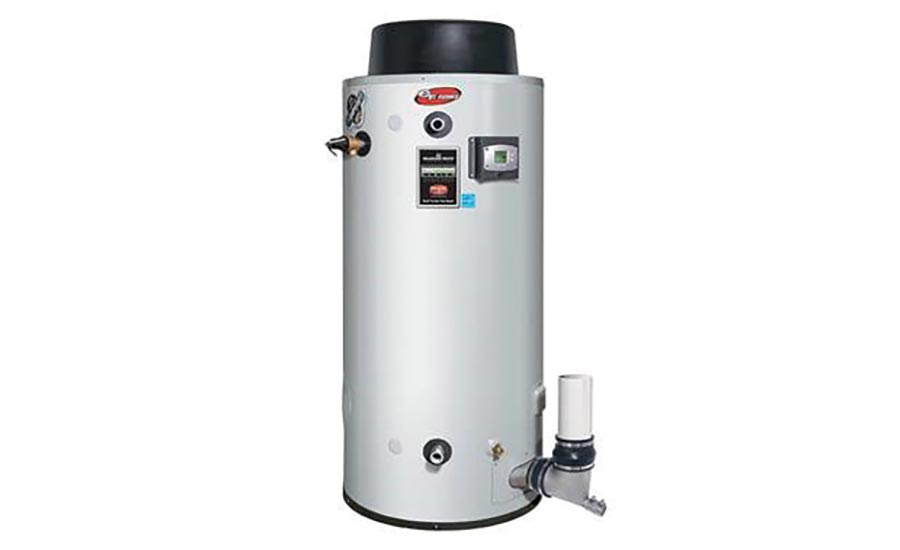Bradford White commercial gas water heater