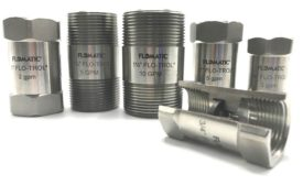 Flo-Trol control valves