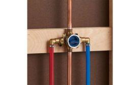 GROHE pressure balance valve