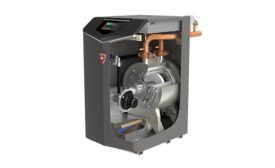 Lochinvar high-efficiency boiler