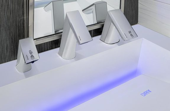 Integrated sink systems