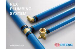RIFENG PEX plumbing system