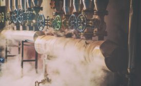 Steam and hot-water heating