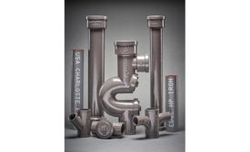 Charlotte Pipe cast iron pipe system