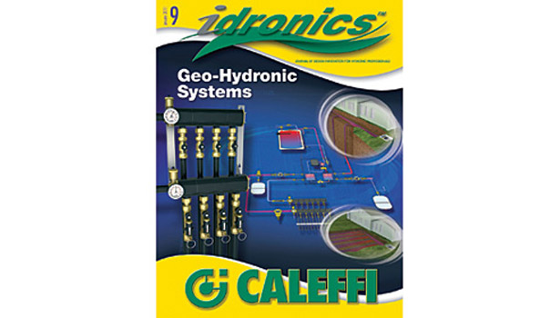 Geothermal hydronics book