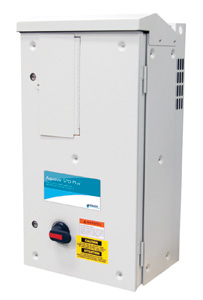 Variable-speed pump controller
