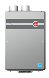 Tankless water heater BIM application