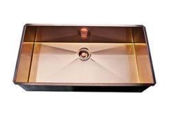 Luxury copper sink