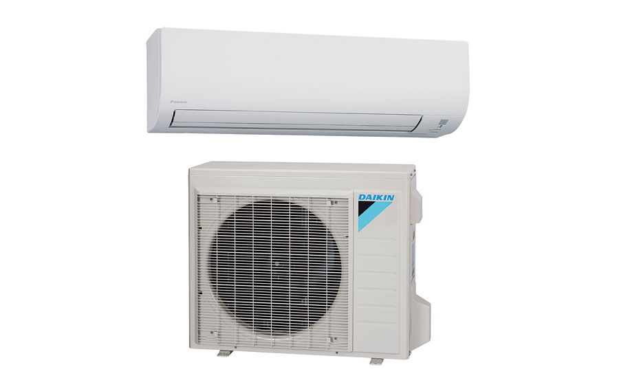 Energy-efficient ductless systems from Daikin