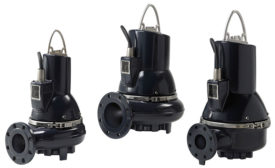Wastewater pumps from Grundfos