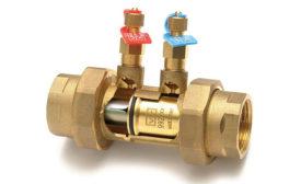 Balancing valve Red-White Valve