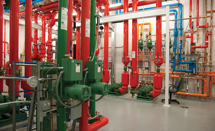 Tech Topic Optimizing Commercial Hydronic System