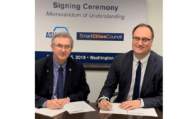 ASHRAE and Smart Cities Council Sign MoU