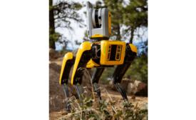 Trimble Hilti Boston Dynamics autonomous robots in construction