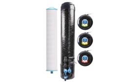 ENPRESS' PIONEER filtration system