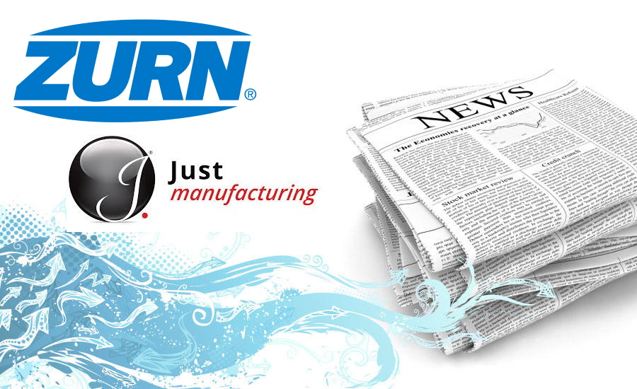 zurn acquires Just Mfg