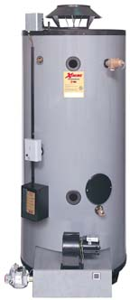 Water Heaters Engineered For Safety