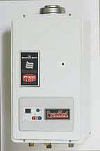 Bradford Water Heater >> Tankless vs. Tank Type Storage Water Heater Efficiency ...