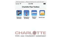 Charlotte Pipe app