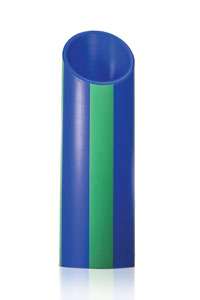 Aquaterhm Blue Pipe
