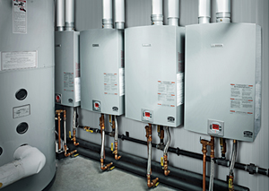 Luxury Apartment Complex Makes The Switch To Tankless