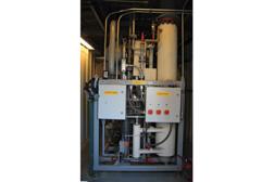 Energy Concepts coal-fired blast freezer