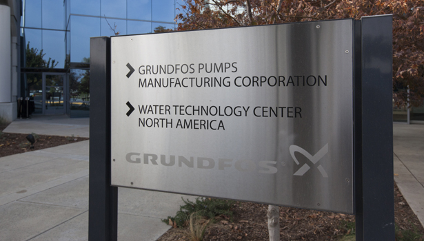Grundfos celebrated the 40th anniversary
