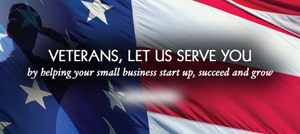 The U.S Small Business Administration announced new measures to help veterans receive small-business loans.